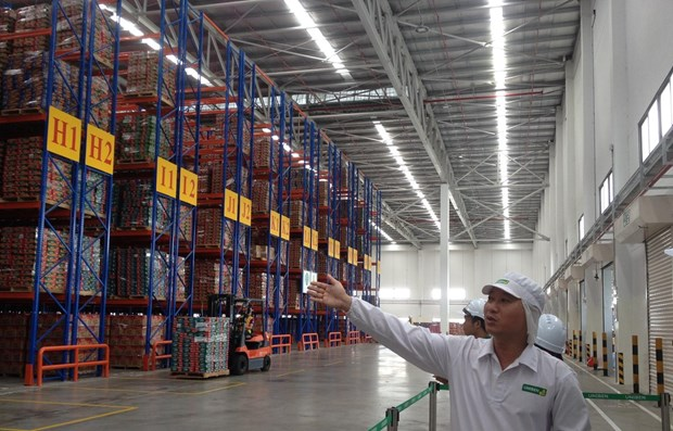 Ha Nam province's industrial production up 19 percent in 2020 hinh anh 1