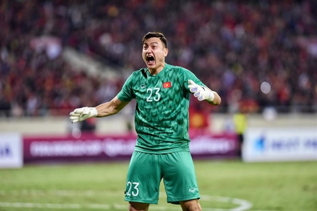 Goalkeeper Lam to leave Thailand for Japanese league hinh anh 1