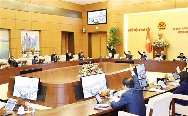 Resolution on switching investment format of North-South Expressway's component projects adopted hinh anh 1