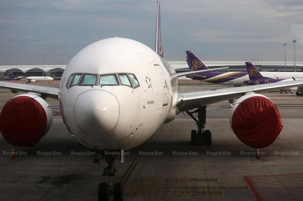 Second COVID-19 wave hits Thailand's air travel industry hinh anh 1