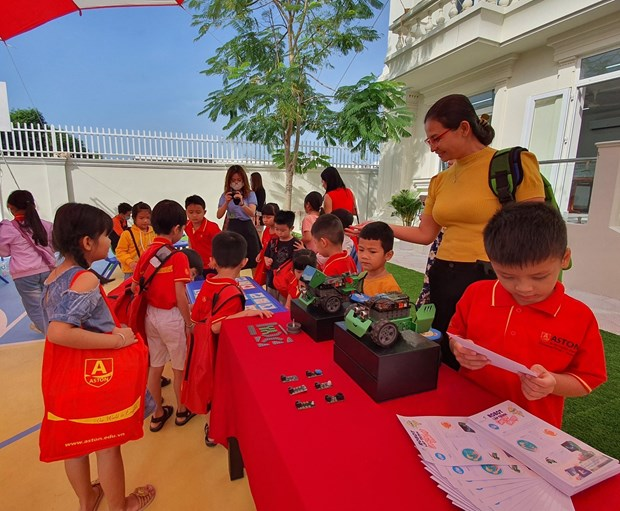 Can Tho to have most advanced kindergarten in Mekong Delta hinh anh 1