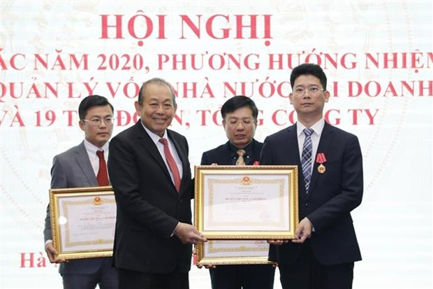 State capital management commission completes tasks for 2020 hinh anh 1