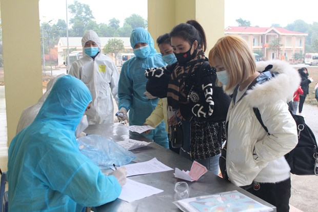 COVID-19 tally reaches 1,520 as five new imported cases reported hinh anh 1