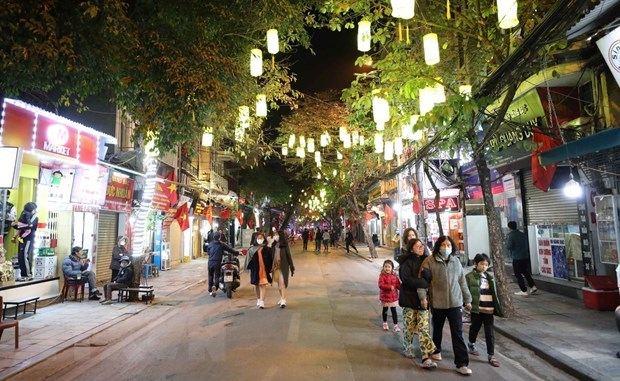 Hanoi to revitalise traditional Tet space in Old Quarter hinh anh 1