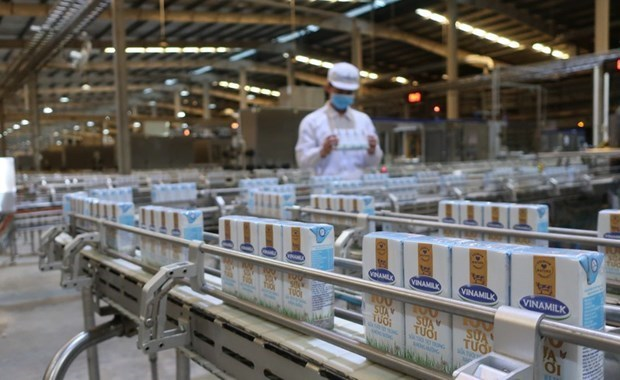 Two more Vietnamese dairy producers licensed to export to China hinh anh 1