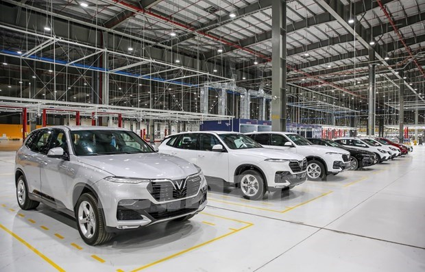 VinFast sells over 29,480 vehicles in 2020 hinh anh 1
