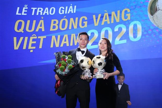 Winners of 2020 Golden Ball award announced hinh anh 1