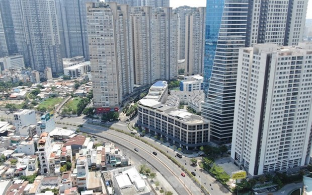HCM City limits number of new high-rises in seven districts hinh anh 1