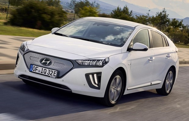Hyundai leads in automobile sales in Vietnam last year hinh anh 1