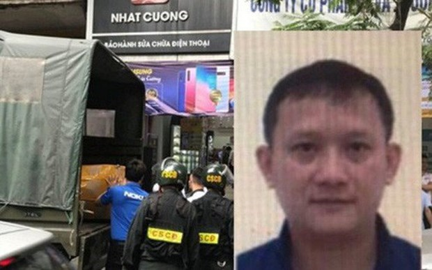 Fifteen prosecuted in Nhat Cuong mobile company smuggling case hinh anh 1