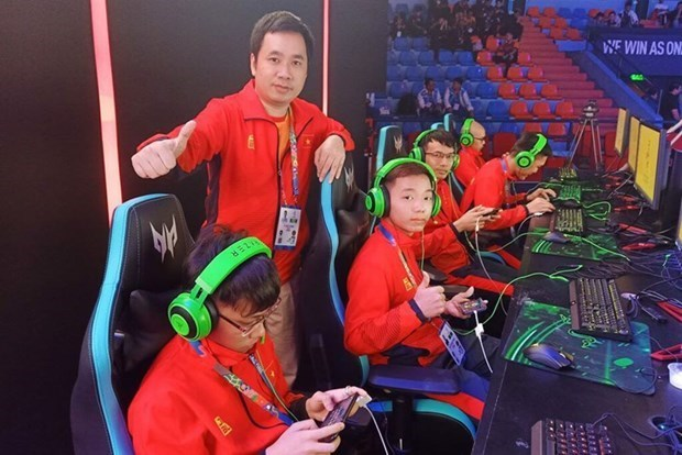Two e-sports tourneys to be held annually hinh anh 1