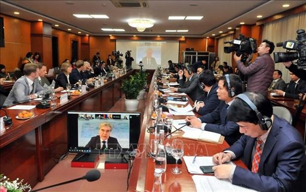 EVFTA - impetus for intensifying Vietnam-Germany trade ties hinh anh 1