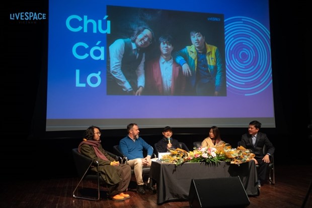 Livespace Vietnam to boost exchange for young Vietnamese artists hinh anh 1
