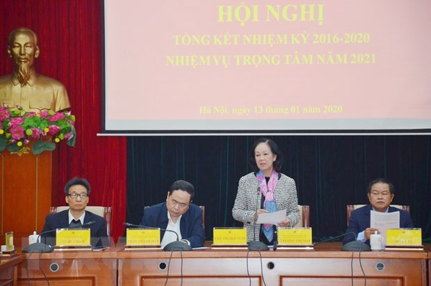 More open space needed to promote people's mastership: Party official hinh anh 1
