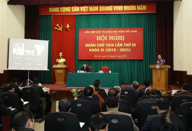 VUFO to step up peace, solidarity, friendship activities hinh anh 1