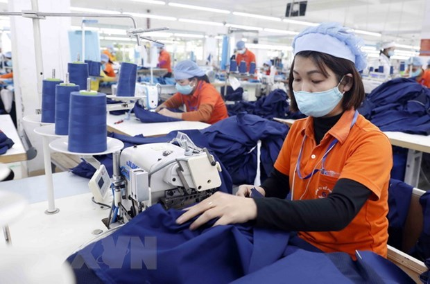 Garment-textile sector eyes 39 billion USD in export turnover hinh anh 1