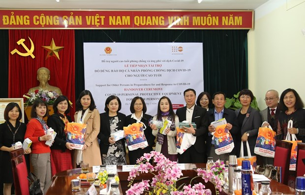 UNFPA offers aid to support the elderly amid COVID-19 hinh anh 1