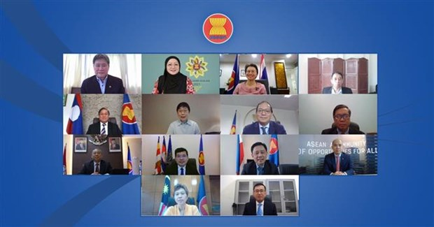 ASEAN leader complements Vietnam's success in ASEAN Chair Year hinh anh 1