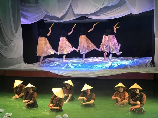 New puppetry show promises fresh experience of Vietnamese culture hinh anh 1