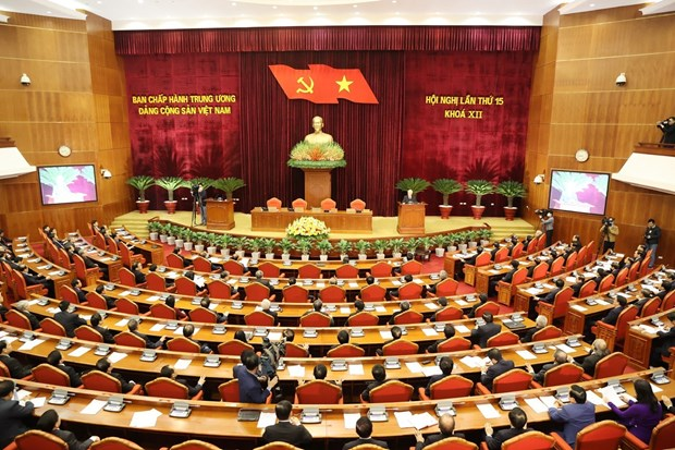 Party Central Committee plenum completes preparation for 13th Congress hinh anh 3