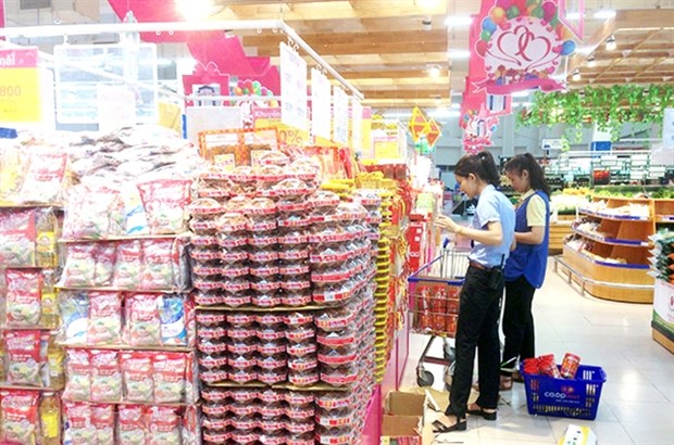 HCM City works to ensure food safety, steady prices during Tet hinh anh 1