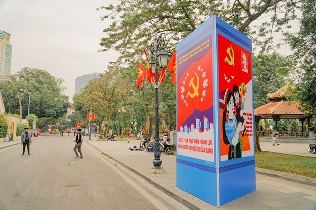 Journalists to receive optimal conditions at 13th National Party Congress hinh anh 1