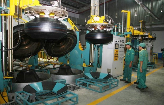 Big tyre exporters not subjected to US anti-dumping duties hinh anh 1