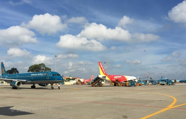 Airlines plan to increase domestic flights during Tet hinh anh 1