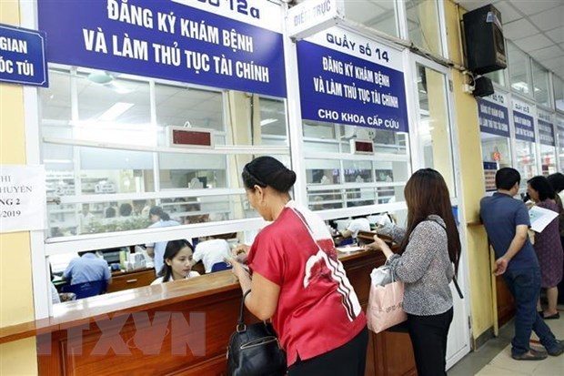 Health insurance expected to cover 91.58 percent of population hinh anh 1