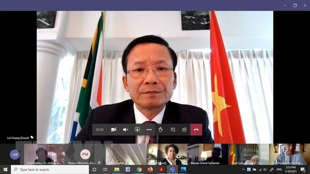 ASEAN brings about valuable experience for South Asia's integration process hinh anh 1