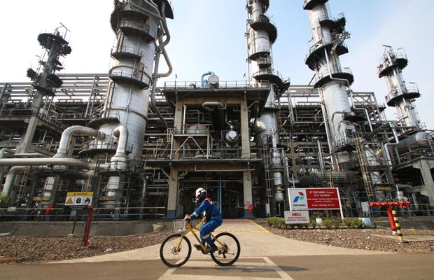 Indonesia to invest 17.59 billion USD in oil and gas industry hinh anh 1