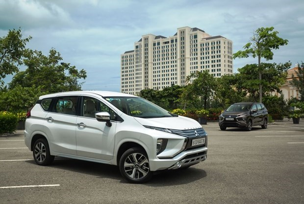 Over 9,000 Mitsubishi cars recalled over fuel pump fault hinh anh 1