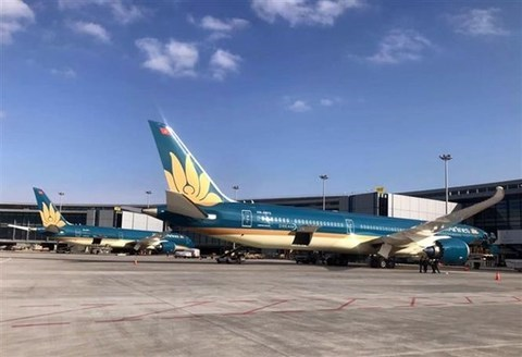 SCIC pours up to 345.6 million USD in Vietnam Airlines hinh anh 1