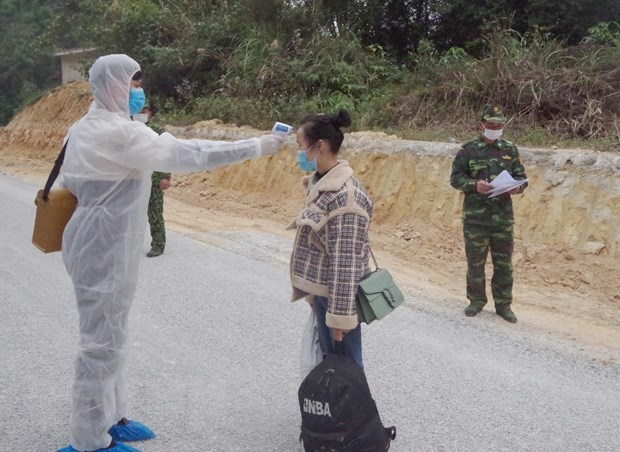 Thanh Hoa detects numerous illegal entries hinh anh 1