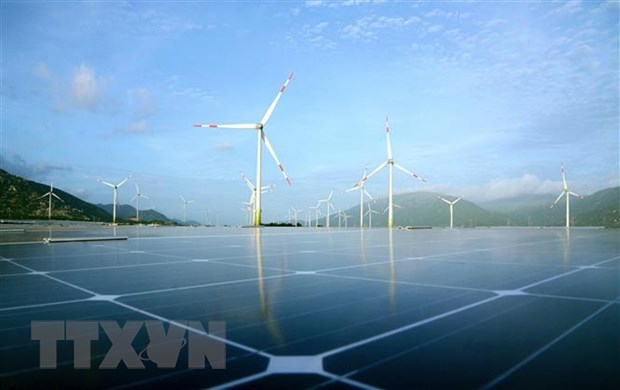 Two wind power plants to be built in Tien Giang province hinh anh 1