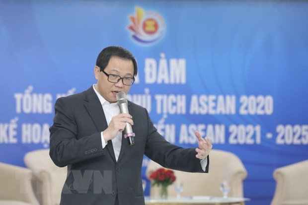 Vietnam highlights ASEAN's need for task force against fake news hinh anh 1