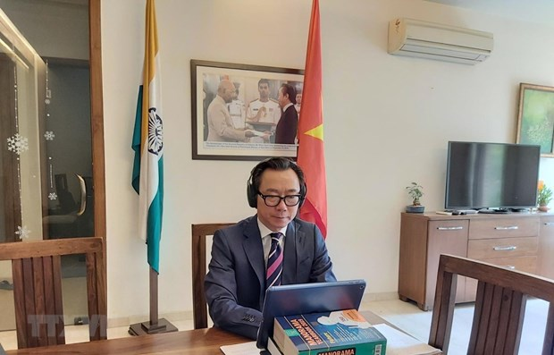 Diplomacy helps raise Vietnam's position in international arena: veteran diplomat hinh anh 1