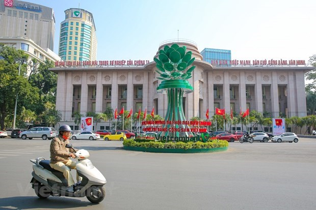 Vietnam approaches leadership transition in rosy conditions: The Sunday Times hinh anh 1