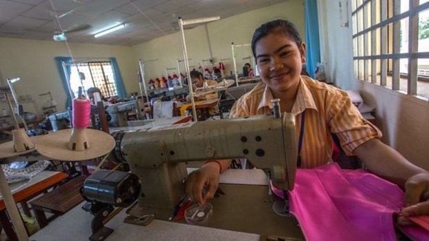 Cambodia urged to investment in skills development to reap benefits of 4IR hinh anh 1