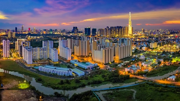 CBRE: HCM City among top preferred cities for cross-border investments in Asia-Pacific hinh anh 1