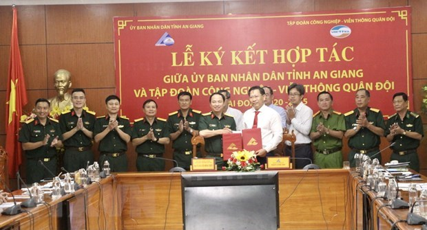 VNPT, Viettel to deploy 5G in An Giang hinh anh 1