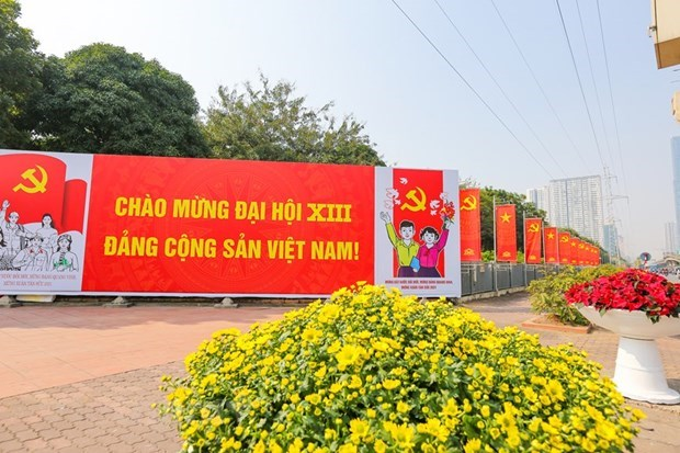 Aussie expert assesses how 13th National Party Congress impacts Vietnam's future hinh anh 1