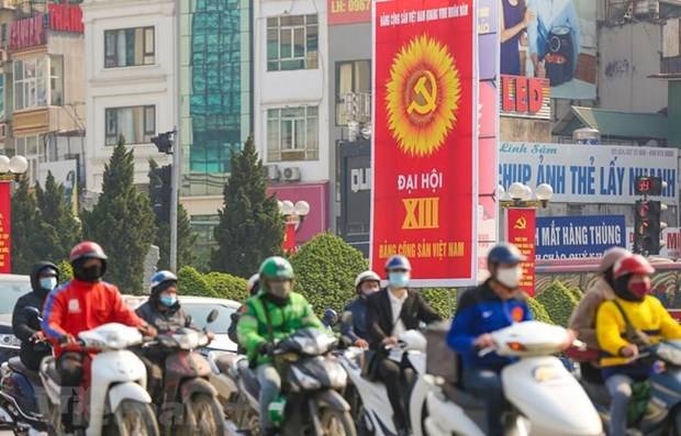 Foreign media highlight significance of 13th National Party Congress to Vietnam hinh anh 1