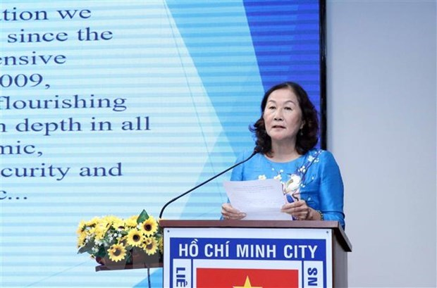 Australia Day marked in Ho Chi Minh City hinh anh 1