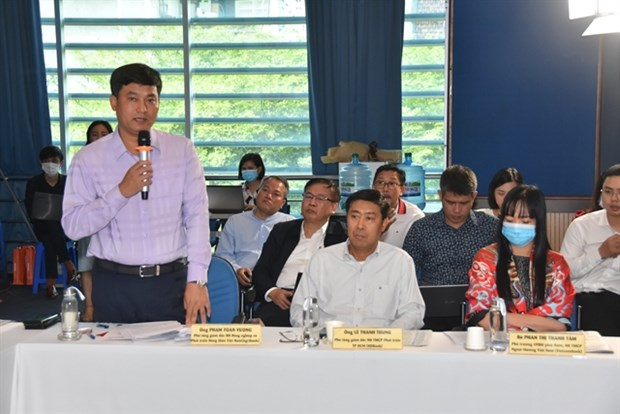 Promoting consumer finance to fight black credit: experts hinh anh 1