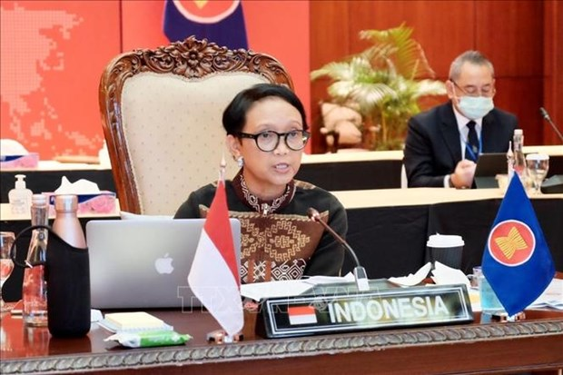 Indonesia leads ASEAN travel corridor arrangement task force hinh anh 1