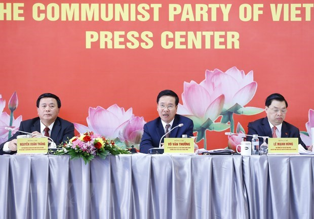 1,587 delegates to attend 13th National Party Congress hinh anh 1