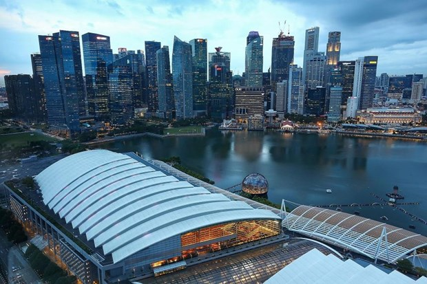 Singapore ranks second in Asia in investment attraction hinh anh 1