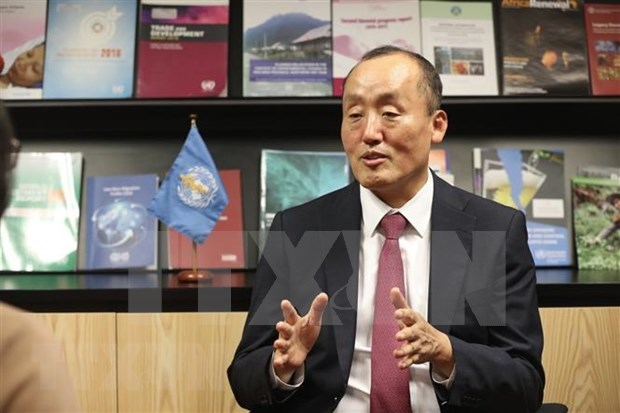 WHO Representative praises Vietnam's COVID-19 fight hinh anh 1