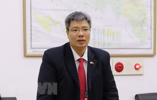 Vietnamese in RoK expect Congress to mark new milestone hinh anh 1